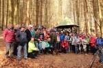 6. Skupina bavorských turistů  z partnerského Waldverein Furth