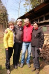 12. Starostové Domažlic a Furth im Wald s manželkami