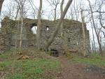 6. Zřícenina hradu Rýzmberk