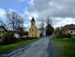 2. Kostel ve Vranově