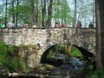 4. Bývalý Mostek - most z r. 1809