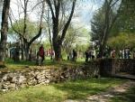 6. Pleš - hřbitov s vojenským bunkrem