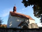 1. Kostel sv. Matouše v Křištíně
