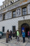 1. Registrace účastníků na radnici ve Stříbře