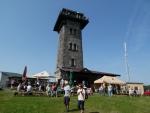 3. Místo setkání turistů - Čerchov