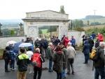 1. Zahájení u hřbitova v Klenčí pod Čerchovem