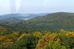 13. Nádherný výhled na Kdyňskou vrchovinu