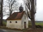 5. Kaplička svatého Josefa v Němčicích