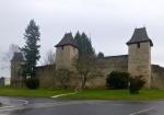 2. Městské hradby