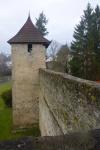 3. Pohled z hradeb