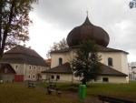 14. Kostel v Železné Rudě