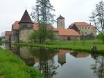 6. Vodní hrad Švihov